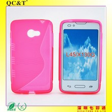 2015 Hot sale S Line style TPU cell phone case blu phone case for For L45/x130G