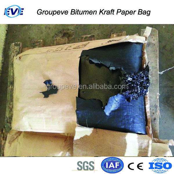 Anti Remaining Hot Liquid Asphalt Packing Bag