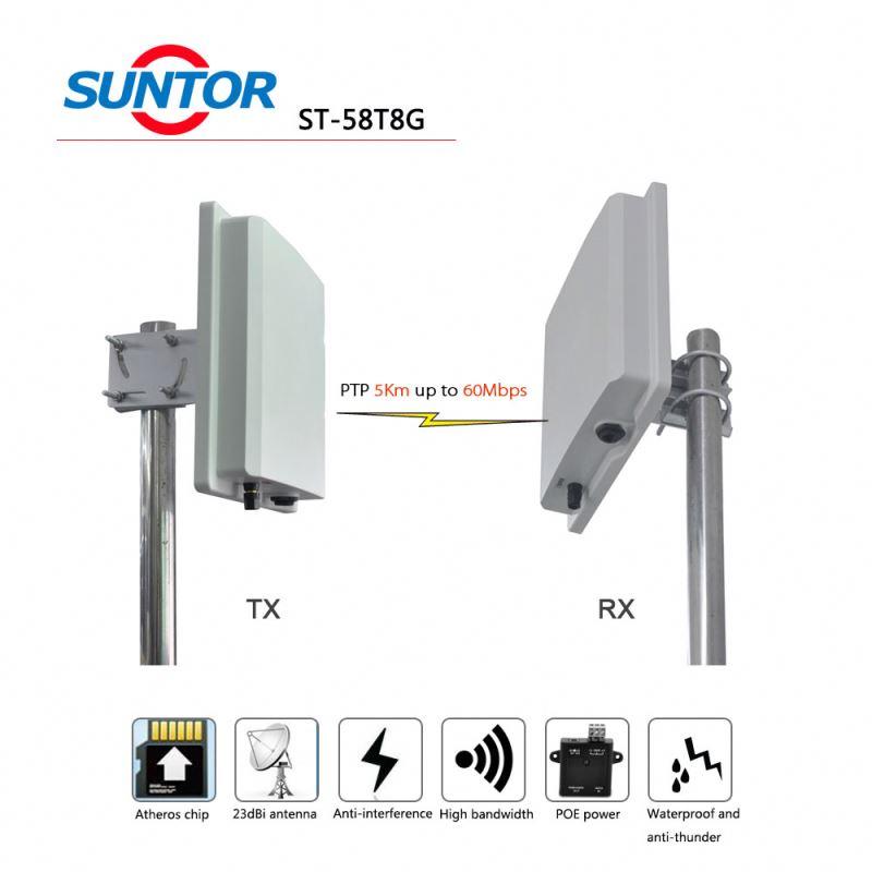 Digital Wireless Ap Microwave Bridge Wifi Transmitter Receiver