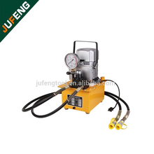 portable electric oil pump high pressure hydraulic pump unit