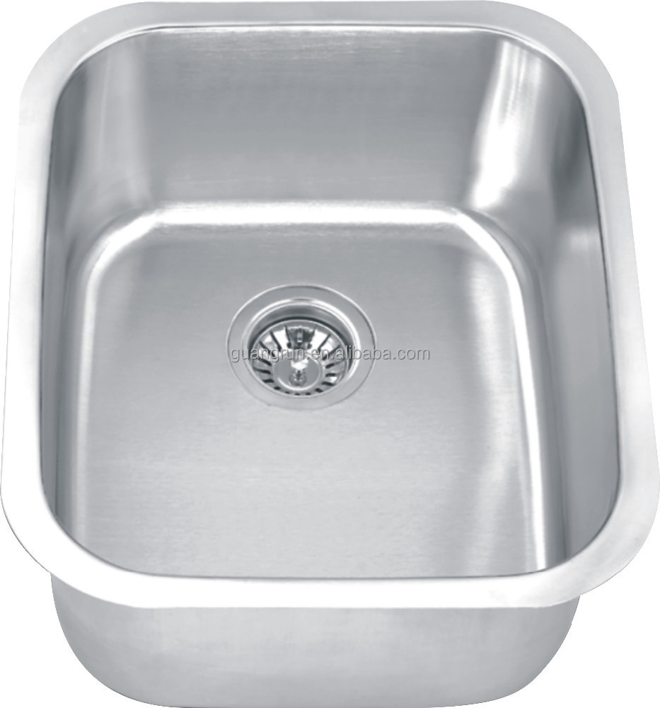 Stainless Steel Hand Wash Basin Kitchen Sink GR- 552