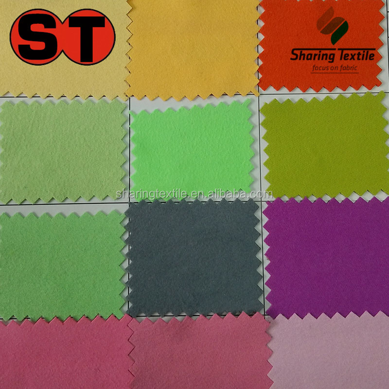 Wholesale China Suppliers 80% Polyester & 20% Polyamide Microfiber Two Side Suede Towel Fabric