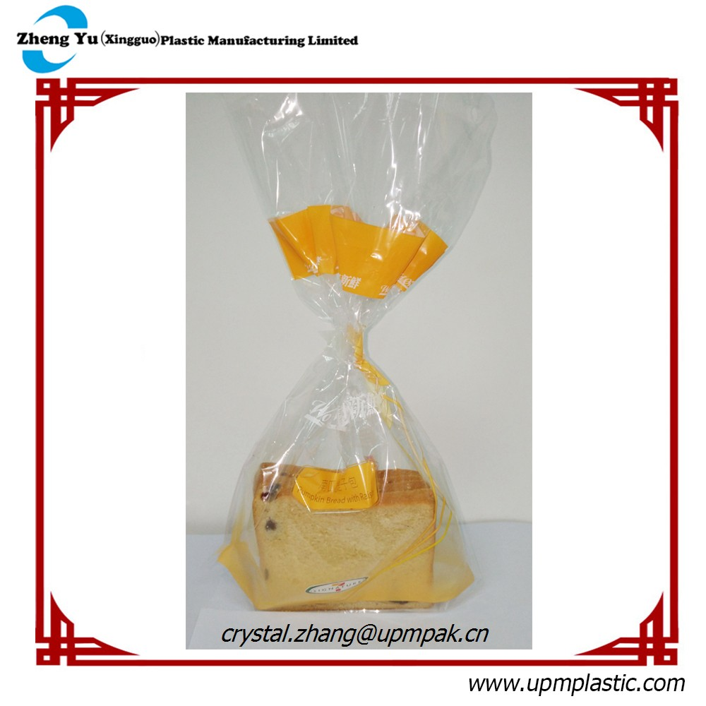 LDPE Wicket Bread Packaging Bag
