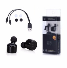 Cheap Wholesale X1T Wireless Earphone Stereo Bluetooth Earphone