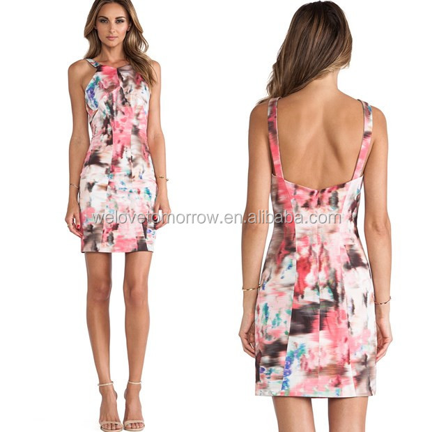 Wholesale sheath mini dresses , vestidos de fiesta, clothing wholesale distributors (TW0463D)