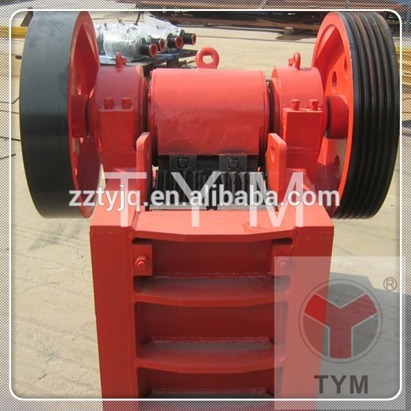 factory new designed jaw crusher with great productivity in the Southeast of China mainland