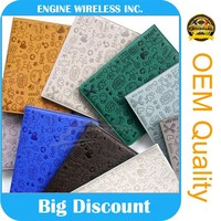 High quality pu leather case case for ipad