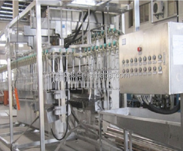 500BPH halal chicken slaughtering machine