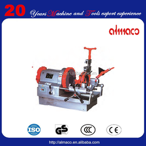 steel pipe threading machine made in china