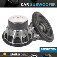 New Products 12 inch car subwoofer china speaker with cheap prices for sale from JLD Audio