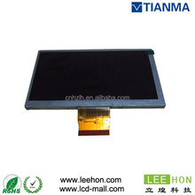 tianma 6 inch 800*480 wide screen tft lcd panel TM060RDH01