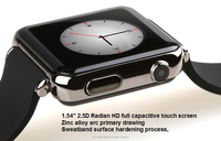 Digital Watch Fashion Analog Cell Phone Wrist Mobile Bluetooth Smartwatch