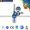 NEW! made in China medical cylinder oxygen pressure regulator with humidifier