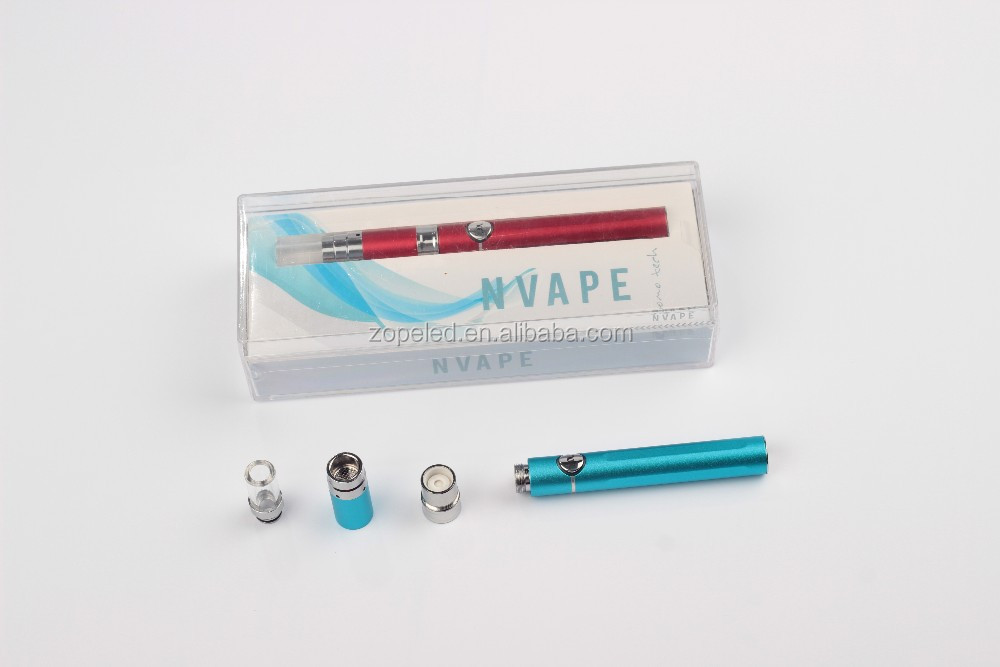 china supplier wholesale price Ceramic coil clear taste high quality wax pen Nvape smoke pipe magic vaporizer pen