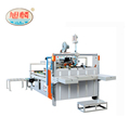 four colors carton box folder gluer machine