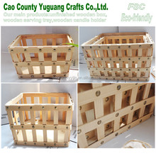wholesale cheap wooden fruit crates for sale,wood crate,nature crate wood