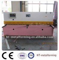 shearing machine QC12Y-32X3000 carpet cnc shearing machine