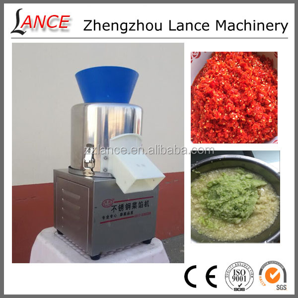 Factory direct sale electric commercial cabbage shredder/ dumpling stuffing machine for restaurant