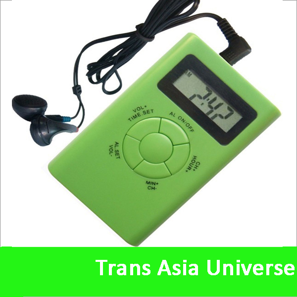 Top Quality Custom cheap am fm sw portable radio