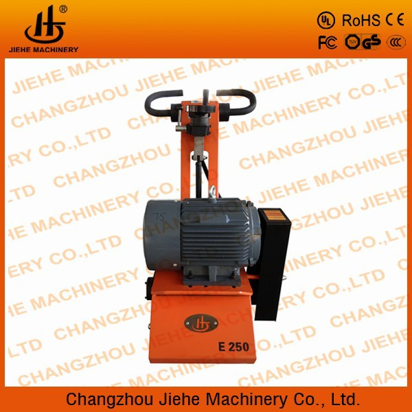 Changzhou Cheap Electric Scarifying Machine For Traffic Line Removal With 250 Planer Width(JHE-250E)
