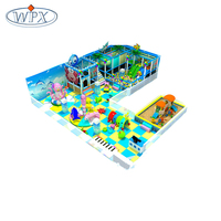 Funny Games Naughty Fort/Commercial Kids Indoor Jungle Gym Playground