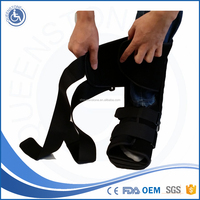 Relax plastic knee brace wholesale for disabled people