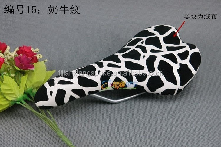 Comfortable best quality bicycle saddle for sale