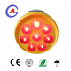 Amber Red warning light, solar barricade light, led flashing beacon light