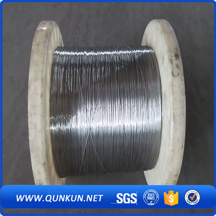 anping factory supply stainless steel wire rope price
