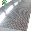4x8 Aluminum Checkered Sheet Metal Prices With Blue Film