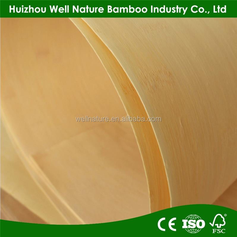 0.5mm bamboo engineered veneer bamboo veneer sheets supplier