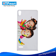 wholesale sublimation cover phone case for HUAWEI P6