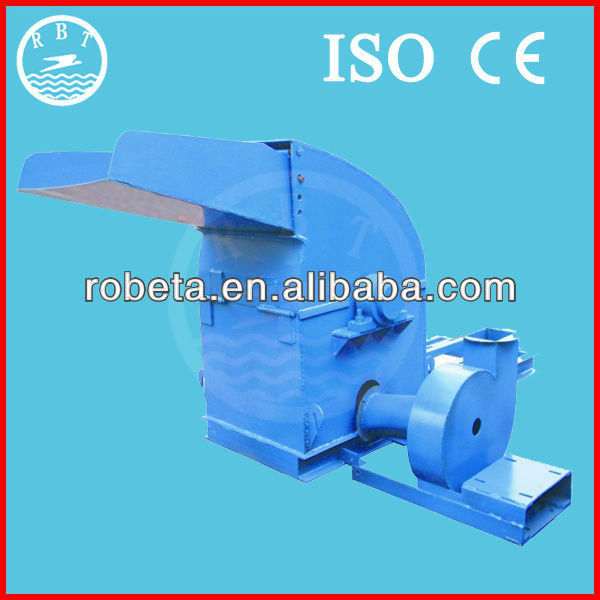 China supplier supply wood easy operation biomass briquette crusher
