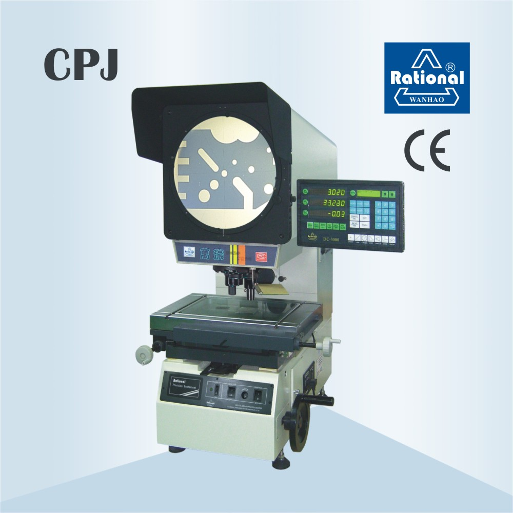 High Accuracy Optical Measurement System Profile Projector CPJ-3020CZ