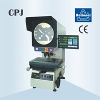 High Accuracy Optical Measurement System Profile