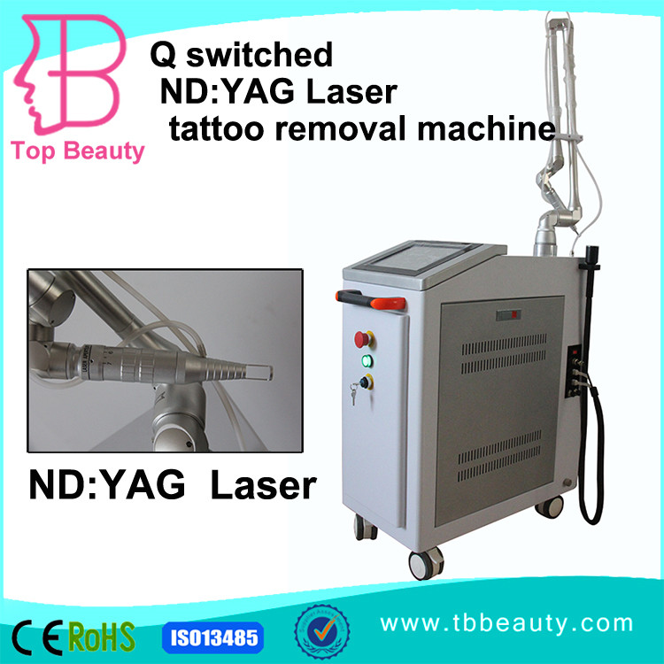 2016 new double wavelength 1064nm 532nm best way to remove tattoo nd yag laser tattoo removal machine for tattoo removal prices