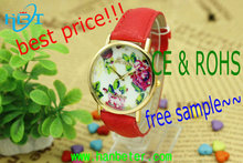 2014 China new product image watch ladies interchangeable watch set
