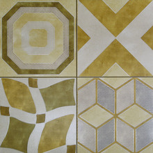 600*600mm moroccan decorative tile wall floor tile