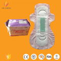 Sanitary Napkins With Wings