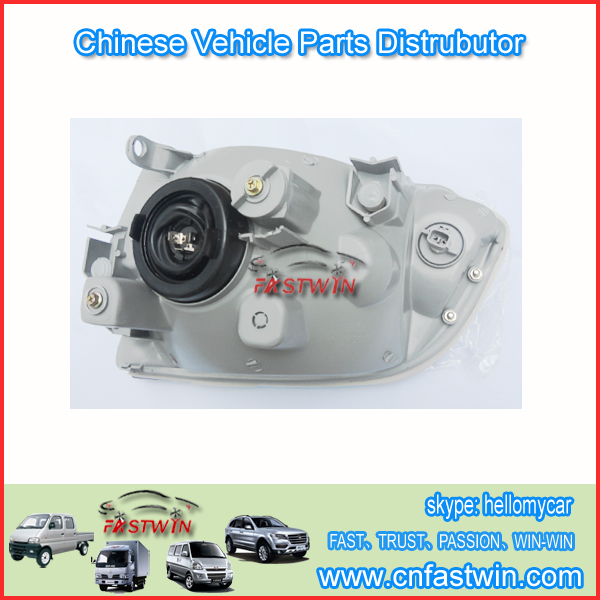 jinbei spare parts head lamp LH RH FOR CHINA CAR