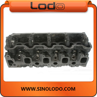 Cast iron or steel 11101 54111 2.4L 8 valve 2L2 auto engine cylinder head for Toyota Hilux/Surf/HiAce/Cruiser 2 1990