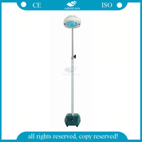AG-LT011 Stand surgical lighting with halogen bulbs mobile shadowless operation lamp