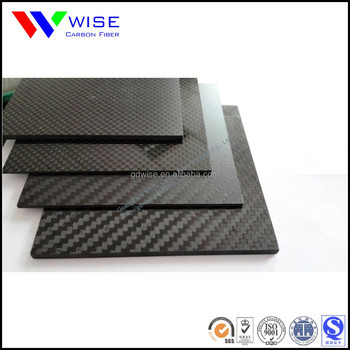 high flat carbon fibre plate, high straightness carbon fiber panel apply for X-RAY DR medical devices