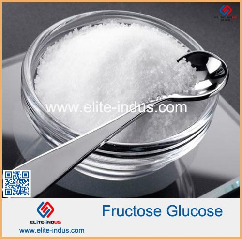 Crystalline fructose solid fructose glucose