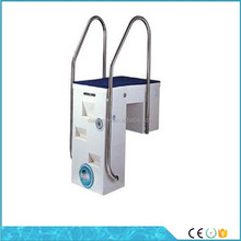 Guangzhou factory supply swimming pool pipeless water filtration/ integrated filtration filter/wall hung pipeless filter