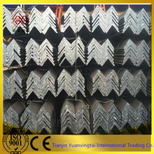 factory price mild steel angle bar/China perforated steel angle bar
