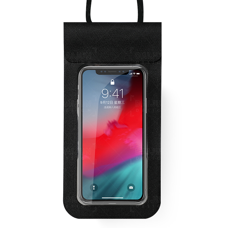 China Market fashion Outdoor Swimming <strong>Phone</strong> Plastic Waterproof <strong>Mobile</strong> <strong>Phone</strong> Bag,Handytasche wasserdicht/