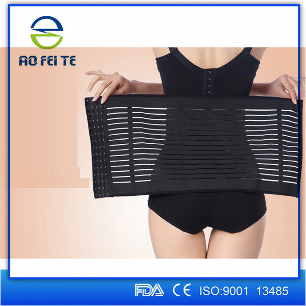 Aofeite CE & FDA Certificate hot sale health care belt reduce belly fat