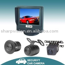 3.5 inch Car security camera system, Car rear viewer