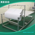 REOO Solar Panel Manufacturing Excellent Safety Electric Knife EVA TPT Cutting Station